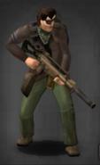 Survivor silenced g36a3