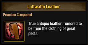 Luftwaffe Leather