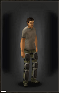 HERC - Combat Pants equipped male