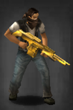 Survivor golden m60