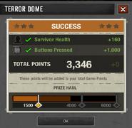 Terror dome score