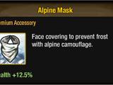 Alpine Mask
