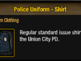 Police Uniform - Shirt