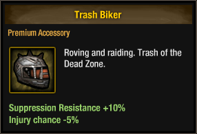 Trash Biker
