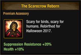 The Scarecrow Reborn
