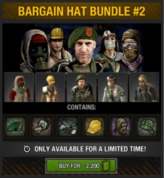 Bargain Hat Bundle 2