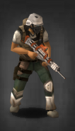 Wasteland shotgun survivor