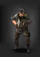 Tlsdz Survivor Cleaver