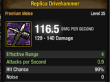 The Drivehammer