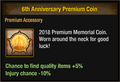 6th Anniversary Premium Coin.png