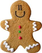 Gingerbread Man real