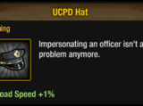 UCPD Hat