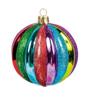 Colorful bauble