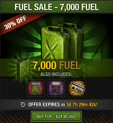 Tlsdz august-september 2015 fuel sale 7000 fuel