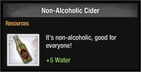 Non-Alcoholic Cider 2018
