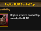 HUNT Combat Top