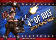 Independence Week promo fb