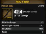 HERC-1 Baton