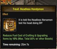 Tlsdz headless handyman treat