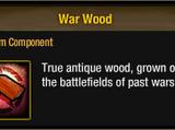 War Wood