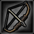 Compound bow icon
