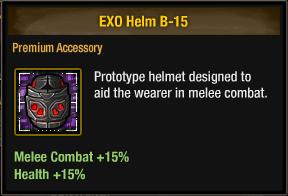 EXO Helm B-15