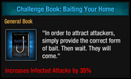 Challenge Book Baiting Your Home