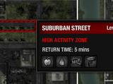 High Activity Zone