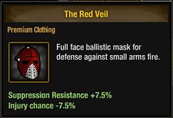 Tlsdz the red veil