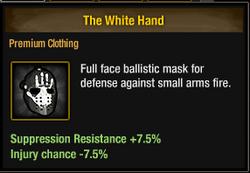 Tlsdz the white hand