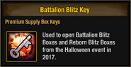 Battalion Blitz Key