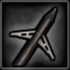 Mechanical blade icon