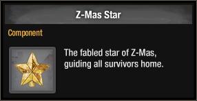 Z-Mas Star 2018