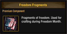 Freedom Fragments