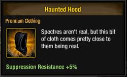 Tlsdz Haunted Hood