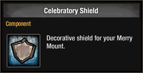 Celebratory Shield