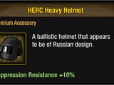 HERC Heavy Helmet