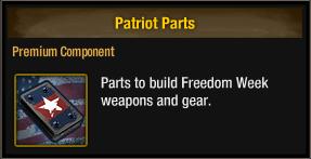 Patriot Parts