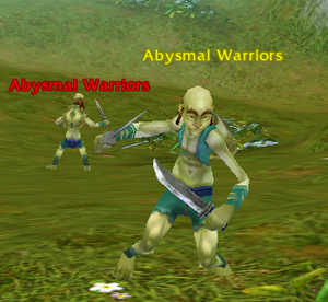 Abysmal Warriors (thief)