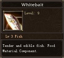 Whitebait