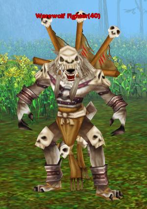 Werewolf Fighter