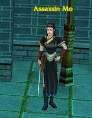 Assassin Mo