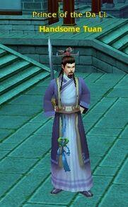 Handsome Tuan