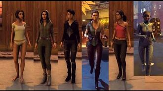 Extra outfits in Dreamfall Chapters