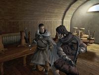 Киан сражается в трактире