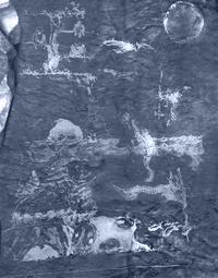 Фрески храма. Алатины и маэрумы