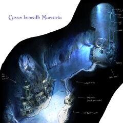 Пещеры под Меркурией