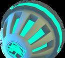 Blue Key Head
