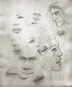 Рисунки в днекнике Эйприл 1
