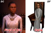 First and Calia